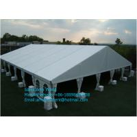 Quality Fantastic Design 30m Large Aluminum Tent For Wedding party Catering Banquet for sale