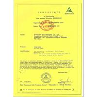 Shenzhen Dmx Tech Co ltd Certifications