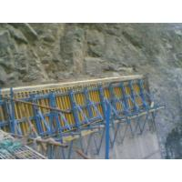 Wholesale Single-side adjusted Climbing Formwork with high level of standardization and universality from china suppliers
