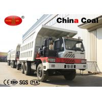 Buy cheap Metal Mining Tipper Truck Transportation Equipment For WD615.47T2 from wholesalers