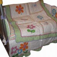 Wholesale Babies' Bedding Set, 100% Cotton, Cute Design from china suppliers