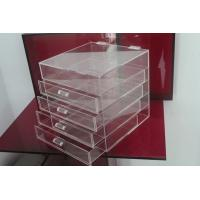 Wholesale factory price Acrylic Perspex Lucite Makeup Drawer Storage Organizer from china suppliers