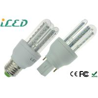 Wholesale CE RoHS 3U Screw Base 330LM 3W E27 LED Corn Cob Light Bulbs 120 Volt SMD 3014 6400K from china suppliers