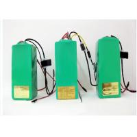 Wholesale 10A  - 20A 36V Green Lithium Battery Pack For Electric Bicycle Motorbike from china suppliers