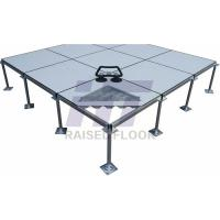 Wholesale Accurate Dimension Removable Raised Access Flooring Low Air Leakage Rate from china suppliers