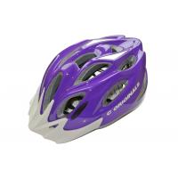Wholesale Mountain Bike Helmets , Men / Women Bicycle Helmet With Injection Molded ABS Thermoplastic Shell from china suppliers