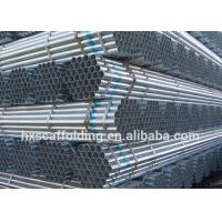 Buy cheap Factory Supply Q235 HDG Galvanized Tube Pipes for Scaffolding System from wholesalers