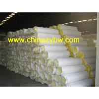 Quality fieber glass wool felt thermal insulation construction materials for sale