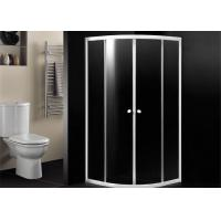Buy cheap 4mm Vila Chrome Framed Single Door Quadrant Shower Enclosure With Bright Knob from wholesalers