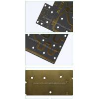 Wholesale 4 Layer RF RT / Duroid Rogers Multilayer PCB With ER 2.2 1.6 mm Board For  Wireless Antenna Sensor from china suppliers