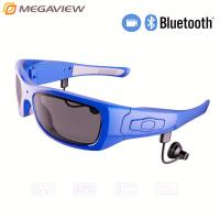 Wholesale Sport Gadgets Wireless Bluetooth Camera Glasses With Rechargable Battery from china suppliers