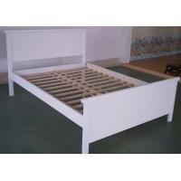 Wholesale Simple Personalized Pretty Wood Frame Bed Solid Wood Daybed‎ For Girls 192 * 137cm from china suppliers