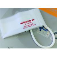Wholesale Neonatal 3 Pediatric Blood Pressure Cuff Disposable , NIBP CUFF for Hospital from china suppliers