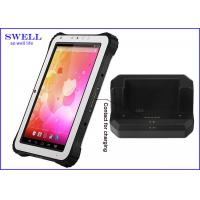 Wholesale High definition Intel rugged tablet with options for outdoor viewability and barcode Scanner from china suppliers