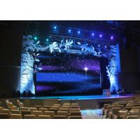 Wholesale Ultra Slim Rental LED Screens Indoor / Outdoor With Die Casting Aluminum Cabinet from china suppliers