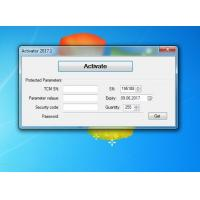 Quality 2017 years Universal Allison DOC for PC V2017.1+ activator+DOC data files for sale