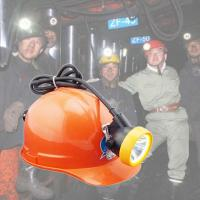 Wholesale Cree Rechargeable Led Cap Lamp Underground Mining 15000 Lux  KL5LMB from china suppliers