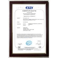 Wuxi HuiXiao Metal Products Co., Ltd. Certifications