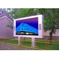 Wholesale Full color waterproof P8 Outdoor SMD LED Display RGB , led wall screen for advertising from china suppliers
