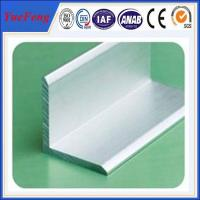 Wholesale aluminium angle profile 80mm*80mm*6mm angle aluminium profile from china suppliers