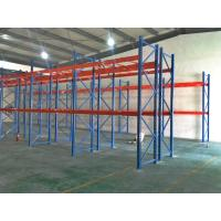 Wholesale Roll Formed Selective Pallet Racking For Warehouses , Heavy Duty Pallet Racking System from china suppliers