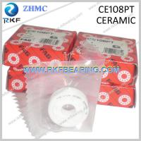 Wholesale Germany FAG CE108PT ZrO2 8x22x7mm full ceramic self-aligning ball bearing from china suppliers