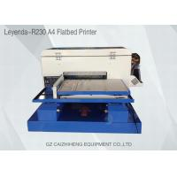 Wholesale High Definition Flatbed Small Format UV Printer Accurate Easy Operation from china suppliers