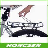 Wholesale Alloy bicycle parts of wholesale adjustable universal rear bike carrier storage rack from china suppliers