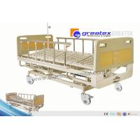 Wholesale GT-BE2502 Luxurious Manual / Electric Patient Bed turnable Bed with left and right tilting from china suppliers