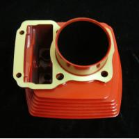 Wholesale 4 Stroke Honda Engine Block For HONDA LF/ZS CG200 Motorcycle , Aluminum Alloy from china suppliers