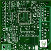 Wholesale 1.6mm FR-4 PCB with HASL(lead-free) finish for industrial control application from china suppliers
