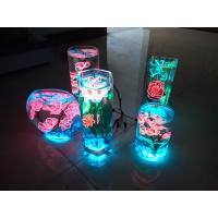Buy cheap EL glowing silk flower from wholesalers