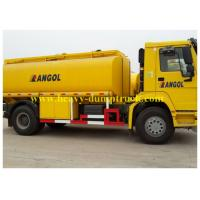 Wholesale 19M3 HOWO Oil Tank Truck / fuel tanker truck 6x4 in good Price and high quality from china suppliers