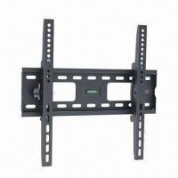 Tilt TV Wall Bracket for Up to 37-inch Plasma TV, with 70mm Wall Distance