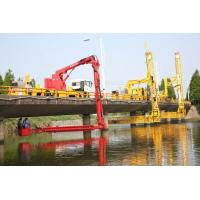 Wholesale 18m Bucket type Bridge Inspection truck Easy Access  Easy Operation Safety from china suppliers