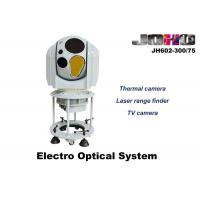 Wholesale Naval EO IR Camera System with MWIR Thermal Camera , 20Km Laser Range Finder from china suppliers