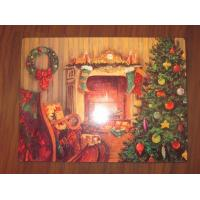 Wholesale Table Protected Wooden Placemats And Coasters , Prevent Table From Skidding from china suppliers