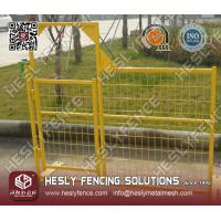 Wholesale Portable Temporary Fencing (Gate) from china suppliers