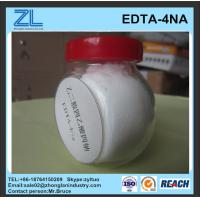 Wholesale edta tetrasodium chelated agent from china suppliers