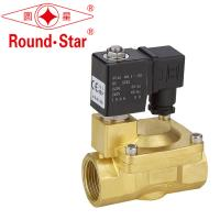 Wholesale Normally Open Latching Solenoid Valve , Magnetic Latching Solenoid NO 1/2 Inch - 2 Inch from china suppliers