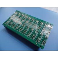2oz Double Sided PCB 0.062 Inches Thickness Green Mask White Silkscreen Immersion Gold PCB