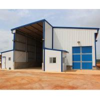 Quality Saving Cost Prefabricated Steel Structure Workshop for sale