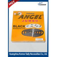 Wholesale Black Citronella Mosquito Coils , D-Allethrin Mosquito Coil For 8Hours - 10Hours from china suppliers