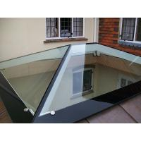 Wholesale Heat Soaked Window Tempered Glass With Black Border Withstand 250℃ from china suppliers