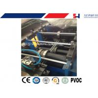 Wholesale CNC Shelving / storage rack Sheet Metal Roll Forming Machines With Anti Rust Roller from china suppliers