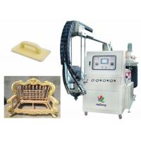 Wholesale Auto Feeding Low Pressure Foaming Machine For Pu Wood Furniture from china suppliers