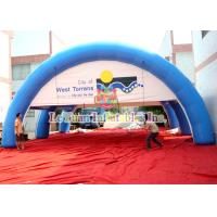 Wholesale Sealed Air Advertising Inflatable Airtight Tent PVC Sport Spider Tent Water Resistance from china suppliers