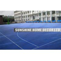 Wholesale Portable Futsal Court Floor Multi-purpose Sports Court Flooring Wholesale PP Floor Tiles Easy Installation Covering from china suppliers