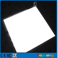 Wholesale dimmable white led suspended ceiling panel 60*60cm square light from china suppliers