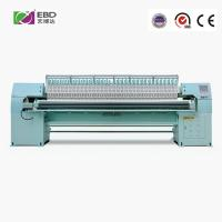 Wholesale 5.5kw Single Color Computerized Quilting And Embroidery Machine For Home Textile from china suppliers